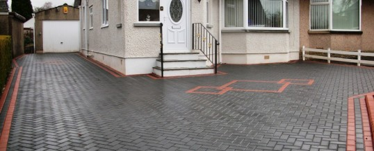 Lancaster Blockpaving St Annes Avenue Caton