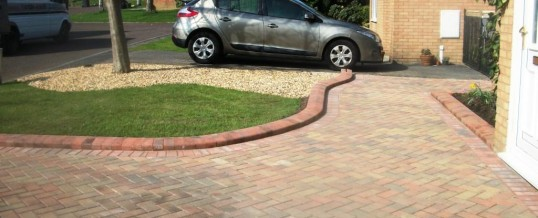 Lancaster Blockpaving at the Spinney