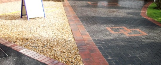 Lancaster Blockpaving in Dunkanshaw Crescent 2
