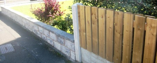 Heysham Village Fence and Dwarf Walls