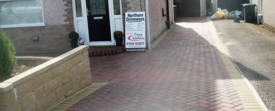 Lancaster Blockpaving in Hodder Place 2