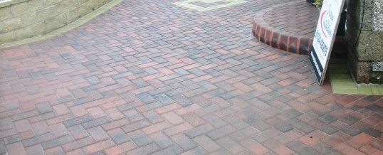 Lancaster Blockpaving in Hodder Place 3