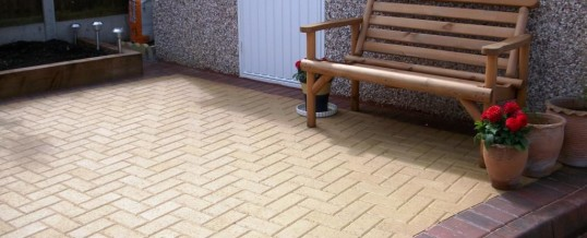 Heysham Blockpaving Kingsmuir Close 2