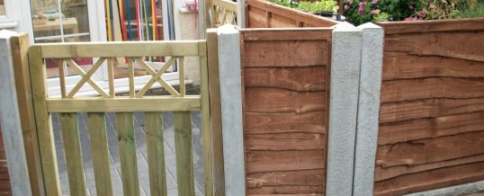 Fencing in Lancaster