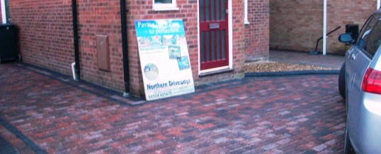 Lancaster Blockpaving at Levens Close 2