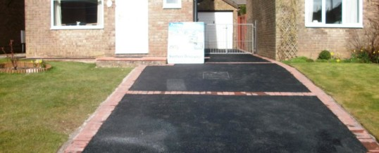 Lancaster Tarmac in Levens Close