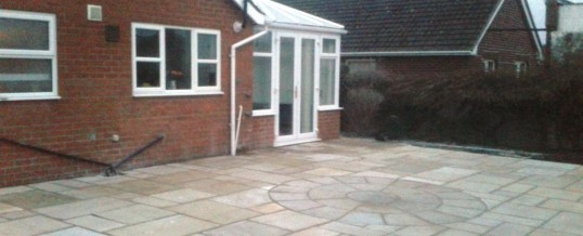 Paving in Barrow in Furness 3
