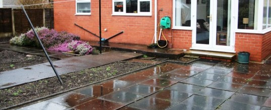 Barrow in Furness before Paving