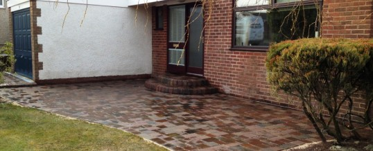 Haydock Road Lancaster Abbey Setts Rustic Tegular Paving 4