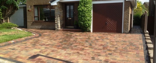 Kennedy Close Lancaster Driveway…After