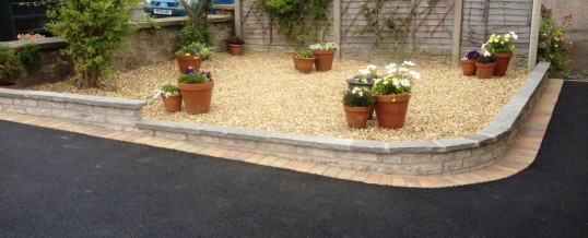 Picture Frame Tarmac With Autumn Mix Borders 2 – School Lane Heysham