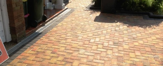 Block Paving 2 in Westbourne Road Lancaster