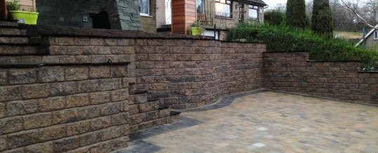 Abbey Sett Tegular Paving in Burnt Willow with Charcoal Borders Newlands Road Lancaster 4