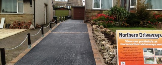 Picture Frame Tarmac with Bracken Borders Cork Road Lancaster 2