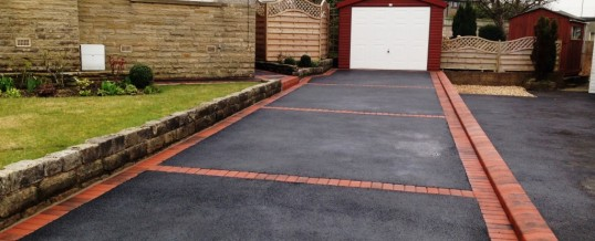 Picture Frame Tarmac with Brindle Borders 2 Halton Lancaster