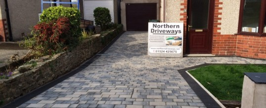 Ash Petra with charcoal borders Bowerham Lancaster