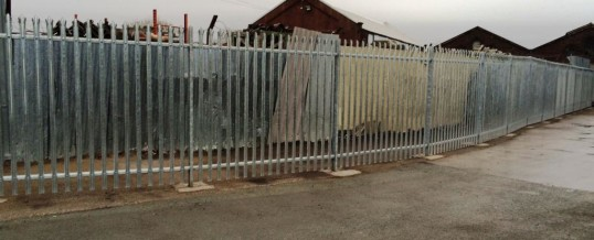 Palisade Fencing Carnforth 2