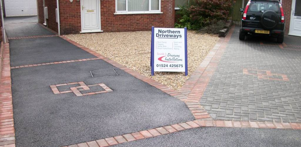 Beautiful Resin Bound Driveway Blackpool