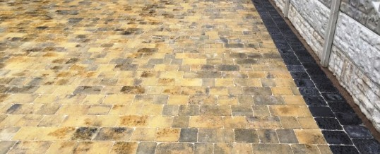 Abbey Paving  Burnt Willow Charcoal Borders Greaves Lancaster 3