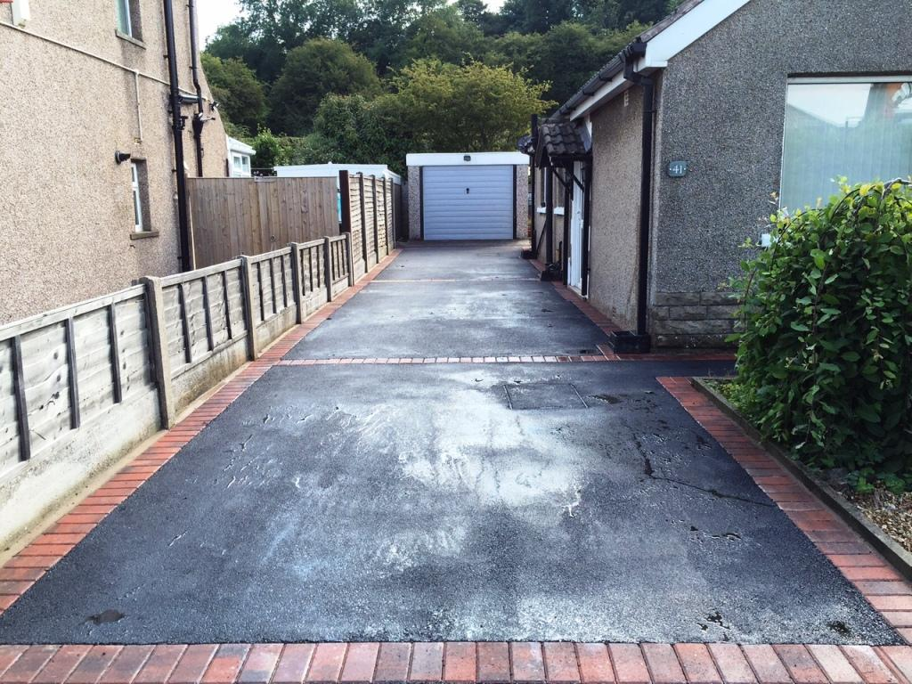 Modern Resin Bound Driveway Great Eccleston