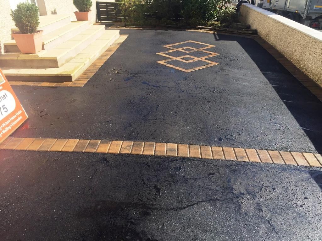 Bilsborough New Resin Driveway